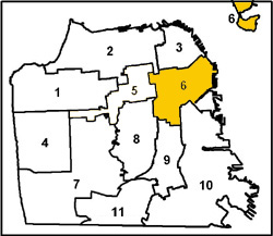 Small District 6 Map