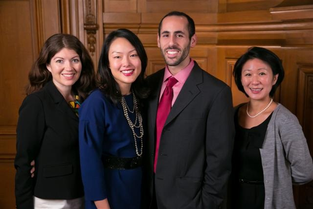 Photo of Supervisor Jane Kim and Staff