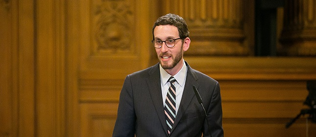 District 08 - Supervisor Scott Wiener