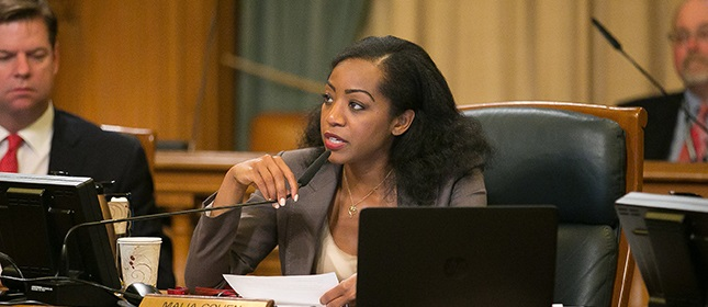 District 10 - Supervisor Malia Cohen