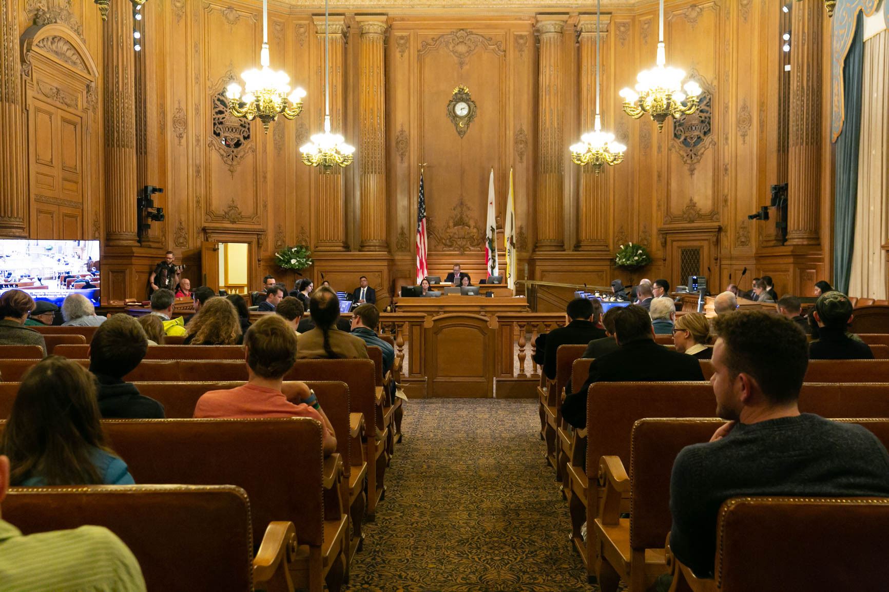 Board of Supervisors' Legislative Meetings